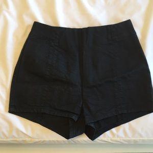 UO pinup shorts